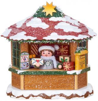 Hubrig Winterkinder Weihnachtspostamt elektrisch Neu 2018