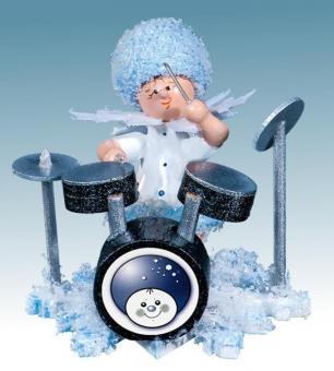 Kuhnert Schneeflöckchen mit Schlagzeug