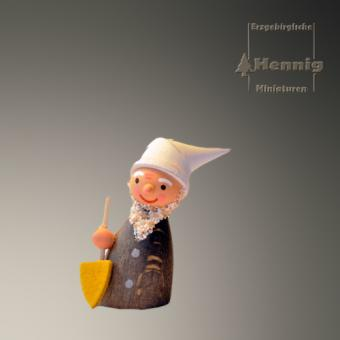 Hennig Miniaturen Berggeist Spatenheinz