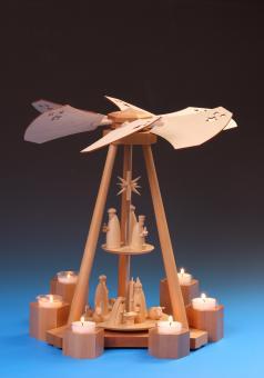 Schalling Pyramide Delta Die Weihnachtsgeschichte