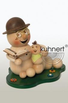 Drechslerei Kuhnert Räucherwurm Opawurm Rudi