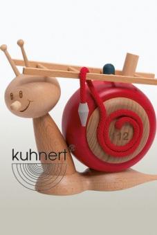 Drechslerei Kuhnert Räuchermann Rauchschnecke Feuerwehrschnecke