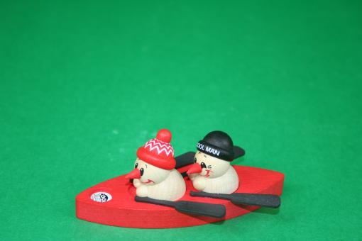 Karsten Braune Cool Man Fritz und Freddy im Boot