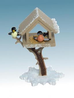 Kuhnert Schneeflöckchen Vogelhaus