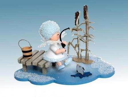 Kuhnert Schneeflöckchen auf Wolke Eisangler