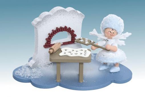 Kuhnert Schneeflöckchen auf Wolke Weihnachtsbäckerei