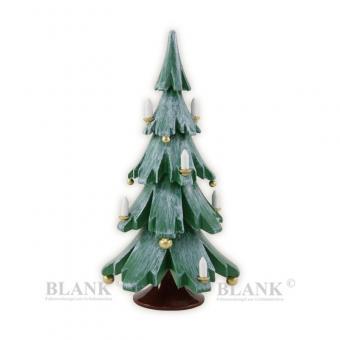 Blank Sonderedition Weihnachtsbaum farbig