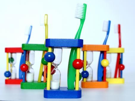 Hess Spielzeug Zahnputzuhr