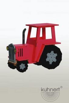 Drechslerei Kuhnert Bastelset Traktor Neu 2016
