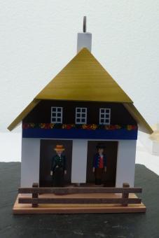 Wetterhaus Schwarzwald farbig