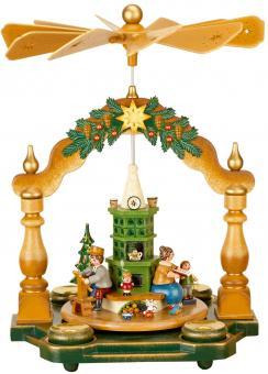 Hubrig Pyramide Großmutters Weihnachtsstube