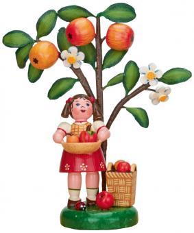 Hubrig Jahresfigur 2018 Apfel