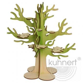 Drechslerei Kuhnert Baum für Mini Eulen Neu 2018