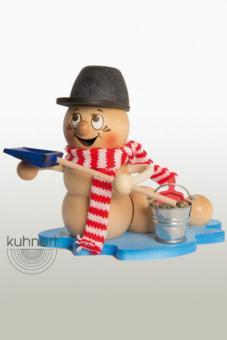 Drechslerei Kuhnert Räucherwurm Glatteis Rudi
