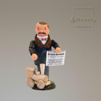 Hennig Miniaturen Reisender