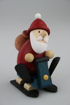 Paul Ullrich Weihnachtsmann mit Snowmobil *NEU