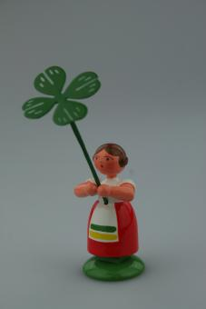 Weha Kunst Wiesenblumenkind Glücksklee