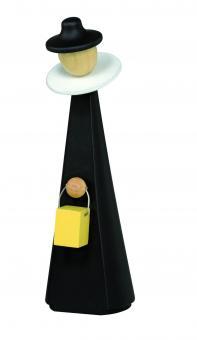 KWO Kurrendefigur schwarz, modern