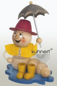 Drechslerei Kuhnert Räucherwurm Regen Rudi