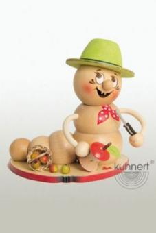 Drechslerei Kuhnert Rauchwurm Apfel Rudi
