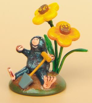 Hubrig Miniatur Herr Maulwurf