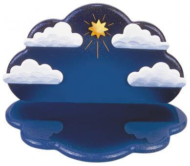 Hubrig Wolke stehend / hängend