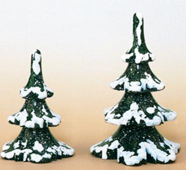 Hubrig Winterkinder Winterbaum 2er Set