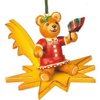 Hubrig Baumbehang Teddy Tschüss