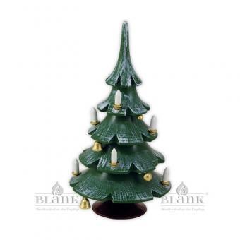 Blank Sonderedition Weihnachtsbaum mit Glöckchen farbig NEU 2017